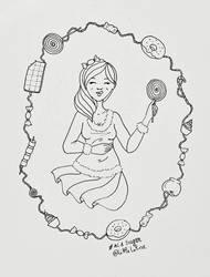 Sugar Girl by Loline
