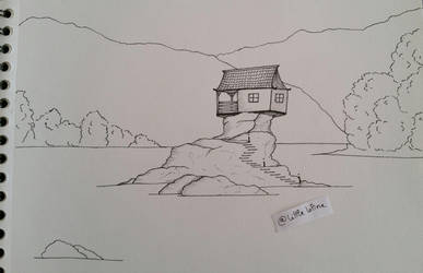 House island by Loline