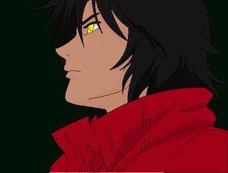 Kauri's sadness by wolfboy305