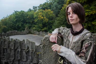 Arya Stark - The North Remembers by NobodyRoxasXIII