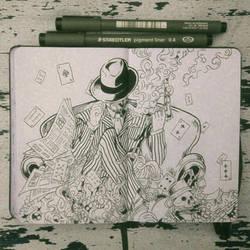 #12 Classy Ghetto by Picolo-kun