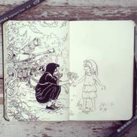 #43 War and Peace by Picolo-kun