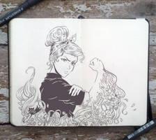 #67 Girls Power by Picolo-kun