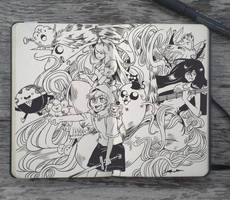 #101 Adventure Time by Picolo-kun