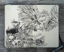 #111 Flight of the Phoenix by Picolo-kun