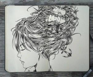 #116 Sail me by Picolo-kun