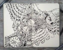 #127 Time Flies by Picolo-kun
