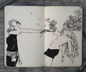#128 Falling in Love by Picolo-kun