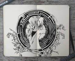 #153 Your own Maze by Picolo-kun