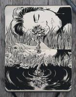 #162 Narcissism by Picolo-kun