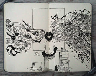 #165 Brainstorm by Picolo-kun