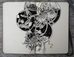 #176 Sea of Air by Picolo-kun