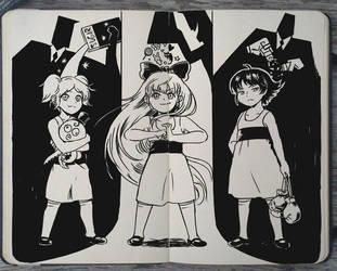 #193 The Powerpuff Girls by Picolo-kun