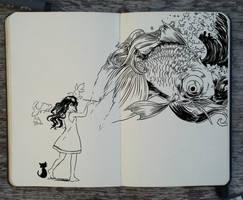 #220 Sketch your ideas by Picolo-kun