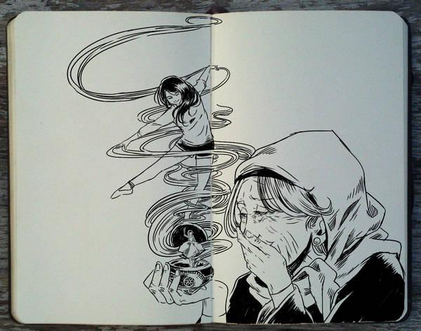 #230 Past Lives by Picolo-kun