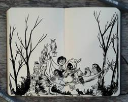#239 Owl City by Picolo-kun