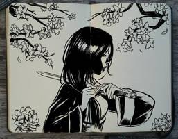 #240 Mulan by Picolo-kun