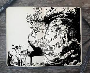 #246 Spring by Picolo-kun
