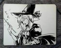 #253 Wicked by Picolo-kun