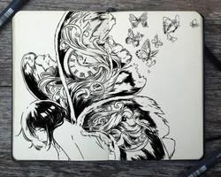 #254 Metamorphosis by Picolo-kun