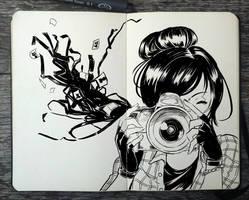 #261 Take Pictures by Picolo-kun