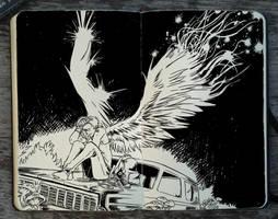 #284 Wings Wide Open by Picolo-kun