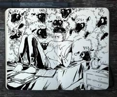 #292 Insomnia by Picolo-kun