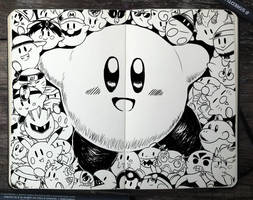 #315 Kirby by Picolo-kun