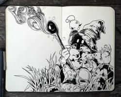 #319 Final Fantasy by Picolo-kun