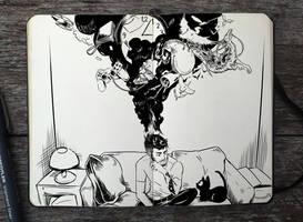 #323 Late Night by Picolo-kun