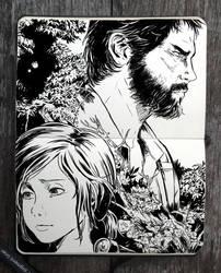 #324 The Last of Us by Picolo-kun