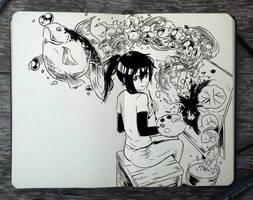 #329 Watercolors by Picolo-kun