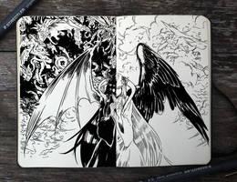 #341 Change of Heart by Picolo-kun
