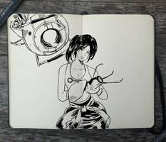 #351 Portal by Picolo-kun