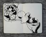 #355 Yoshi by Picolo-kun