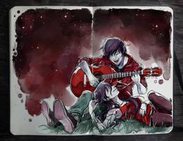 .: Vampire Song by Picolo-kun