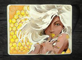 .: Queen Bee by Picolo-kun