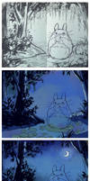 Late night - step by step by Picolo-kun