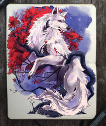 .: Ghost by Picolo-kun