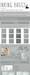 Inking Tutorial by Picolo-kun