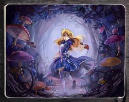 .:  Lost in Wonderland by Picolo-kun