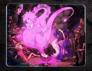 .: The Color of Magic by Picolo-kun