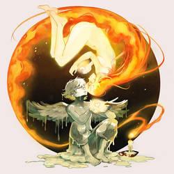 Melt my Heart by Picolo-kun
