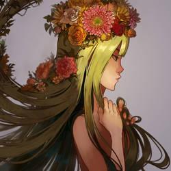 Mental Gardening by Picolo-kun