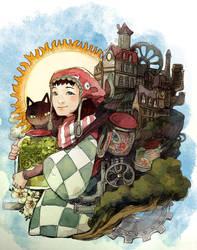 Pet Castle by Picolo-kun