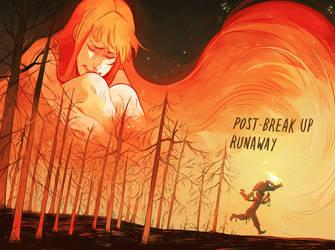 The Great Escape by Picolo-kun