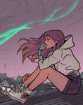 Trouble in mind by Picolo-kun