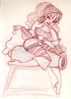 Pirate Girl by Jasmeralda