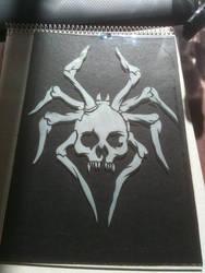 Skullspider by ChAoTh