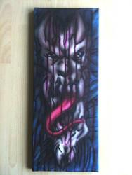 Demonic Skull by ChAoTh